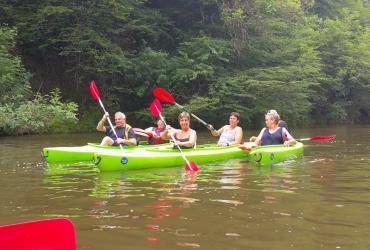 Kayak Durbuy